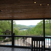 Photo taken at Shawnee State Park Lodge by Erin B. on 5/8/2013