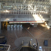Photo taken at MBTA Alewife Station by pappas on 3/17/2013