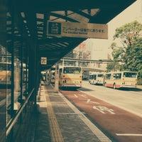 Photo taken at 横浜駅西口 バスターミナル by Arif P. S. on 6/21/2013