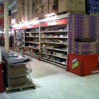 Photo taken at Lotte Mart Wholesale by Shisya A. on 4/7/2013