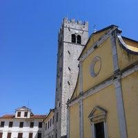 Photo taken at Motovun - Montona by Wilfred d. on 8/6/2013