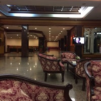 Photo taken at Grand Park Hotel by Guntapong B. on 4/11/2015