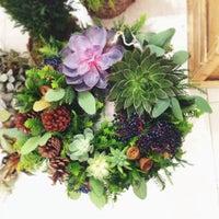 Photo taken at ellermann florist by Grace C. on 12/21/2013
