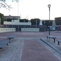 Photo taken at Jardín Niños Héroes by Leandro R. on 1/29/2016