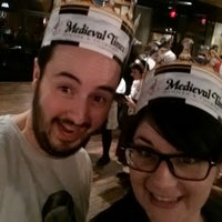 Photo taken at Medieval Times Dinner & Tournament by Erin B. on 10/20/2012