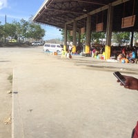Photo taken at Dao Integrated Bus Terminal by Angeli R. on 6/28/2014