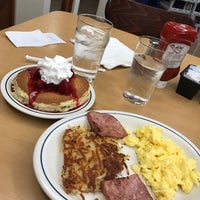 Photo taken at IHOP by Mike C. on 11/5/2016