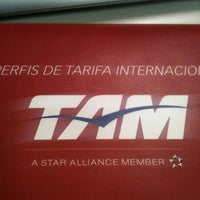 Photo taken at TAM Viagens by Fernando M. on 6/13/2012