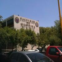 Photo taken at Facultad de Medicina (UANL) by Isidro R. on 8/13/2012