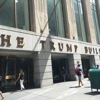 Photo taken at Trump Building by ひろき on 8/11/2016