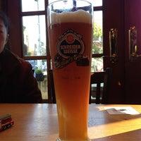 Photo taken at Max Bratwurst und Bier by Julius Erwin Q. on 5/5/2013