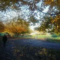 Photo taken at Greenwich Park by Didem G. on 11/11/2012