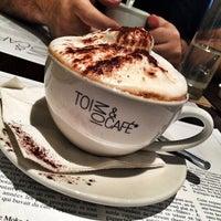 Photo taken at Toi, Moi & Café by Maya R. on 2/15/2015