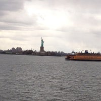 Photo taken at Staten Island Ferry Boat - John J. Marchi by Roseanne S. on 3/31/2013