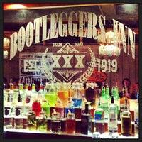 Photo taken at Bootleggers Inn by Justin S. on 7/21/2013