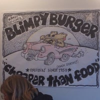 Photo taken at Krazy Jim's Blimpy Burger by Billy W. on 10/18/2014