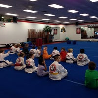 Photo taken at Deaton Karate Studio by Shana D. on 2/15/2014