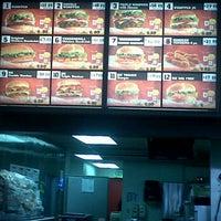 Photo taken at Burger King by Nariba B. on 9/23/2012