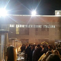 Photo taken at RAI - Radio Televisione Italiana - CPTV Napoli by PubliOne Milano Napoli Forlì L. on 10/24/2014