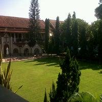Photo taken at SMA Pangudi Luhur Van Lith by Valentine I. on 7/14/2016