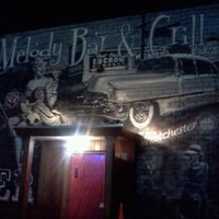 Photo taken at Melody Bar and Grill by Joseph K. on 12/19/2012