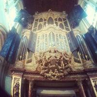 Photo taken at De Nieuwe Kerk by Albert M. on 11/3/2012