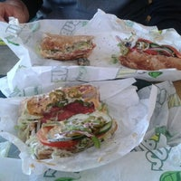 Photo taken at Subway by Wittelsbach on 2/13/2015