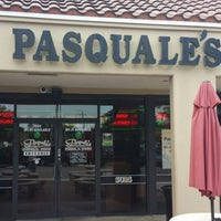 Photo taken at Pasquale & Sons' Pizza Company by Sandy C. on 8/11/2014