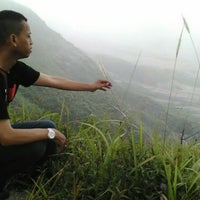 Photo taken at Gunung Kelud by Andy A. on 6/1/2015