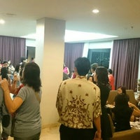 Photo taken at Amalia Hotel by Roni P. on 10/17/2015