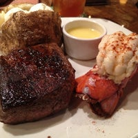 Photo taken at Outback Steakhouse by Lou S. on 3/13/2013