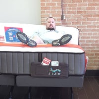 Photo taken at Mattress Firm by Michael W. on 2/11/2016