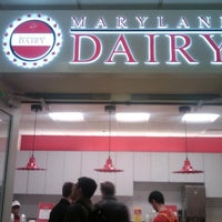 Photo taken at Maryland Dairy at the University of Maryland by Maryland Dairy at the University of Maryland on 7/25/2014