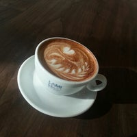 Photo taken at Lamill Coffee Boutique by Curt Good G. on 11/23/2012