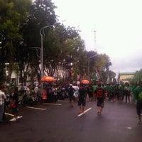 Photo taken at Sekretariat Daerah Kota Surabaya by Be_BcaQ on 4/15/2013