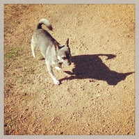 Photo taken at Danny Jackson Bark Park by Stacey H. on 2/16/2013