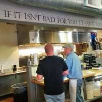 Photo taken at Fred's Breakfast by Don H. on 10/20/2012