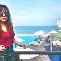 Photo taken at The Rock Hua Hin Boutique Beach Resort and Spa by Am A. on 2/13/2016