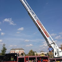 Photo taken at Fire Station, Company 22 by Marty B. on 10/6/2013