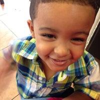 Photo taken at Rabelo's Barber Shop by Sasha M. on 9/5/2014