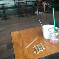 Photo taken at Starbucks by Mert Y. on 8/26/2016