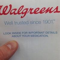 Photo taken at Walgreens by Jeffery S. on 4/13/2016