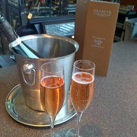 Photo taken at Searcys Champagne Bar by Rebecca on 5/2/2013