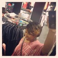 Photo taken at H&M by Brandie C. on 7/20/2013