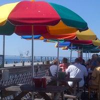 Photo taken at Dewey Destin's Seafood & Restaurant by Tim B. on 10/10/2012