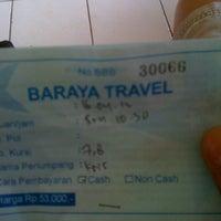 Photo taken at Baraya Travel by Cris Iskandar S. on 4/16/2012