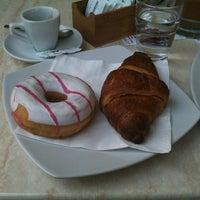Photo taken at Kontatto Cafe by Francesco R. on 8/25/2012