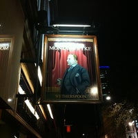 Photo taken at The Montagu Pyke (Wetherspoon) by Jb D. on 4/17/2012
