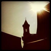 Photo taken at Largo Saluzzo by Alberto S. on 3/14/2012