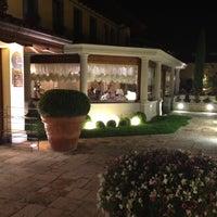 """Photo taken at Da Vittorio """"Relais Gourmand"""" by Nicola V. on 9/8/2012"""